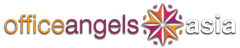 Office Angels Logo Black